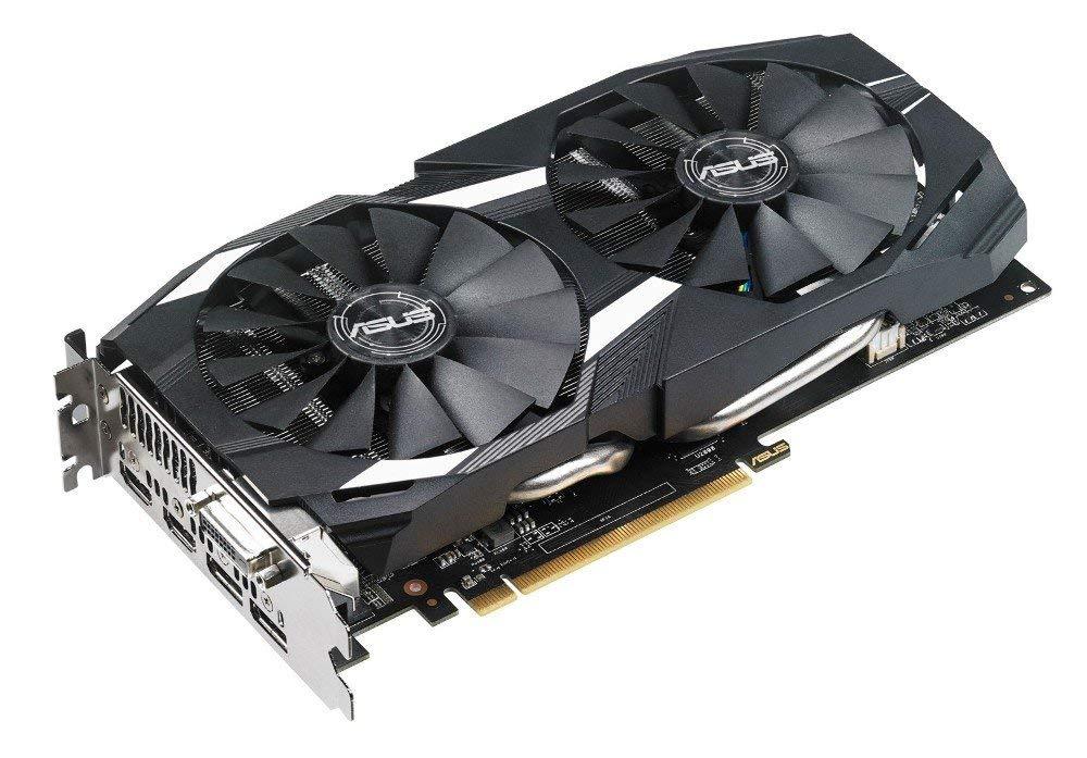 დაფა ASUS RADEON RX 580 8GB GDDR5 90YV0AQ1-M0NA00