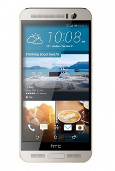 HTC ONE M9+ 32GB SILVER