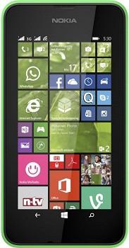 NOKIA LUMIA 530 DUAL 4GB GREEN