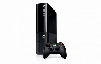 MICROSOFT XBOX 360 (500 GB) BlACK WITH FORZA HORIZON 2 AND XBOX LIVE - 1 MONTH