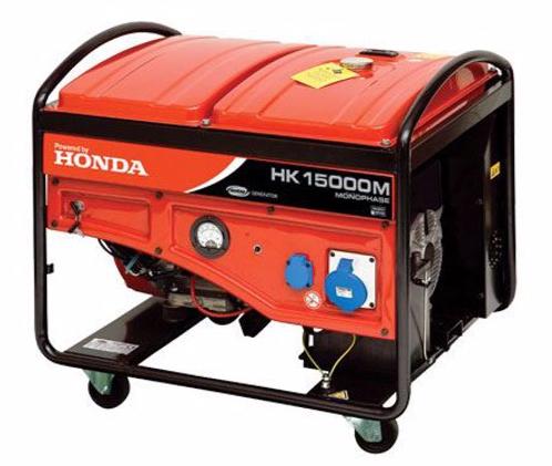 HONDA GASOLINE GENSET HK 15000 MS