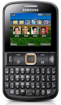SAMSUNG E2222 BLACK