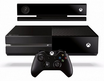MICROSOFT XBOX ONE WITH KINECT + 3 GAMES