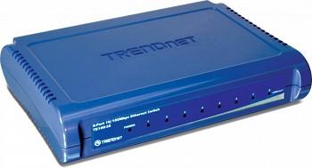 TRENDNET TE100-S8