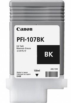 CANON  PFI 107BK   (6705B001AA)