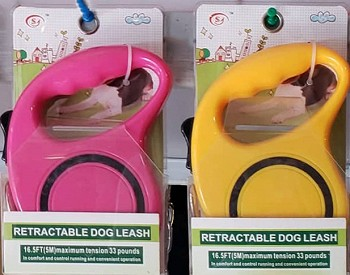 RETRACTABLE DOG LEASH 5M