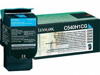 LEXMARK C54X, X54X C540H1CG CYAN