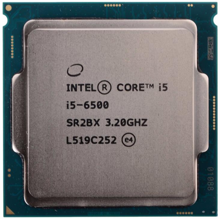 INTEL CORE I5 6500 (6 MB ქეშ მეხსიერება, 3.2 GHZ) TRAY