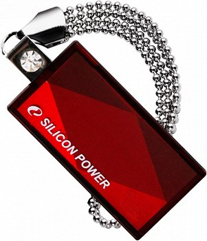 SILICON POWER TOUCH 810 32GB RED