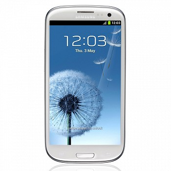 SAMSUNG I9300 GALAXY S III WHITE 16 GB