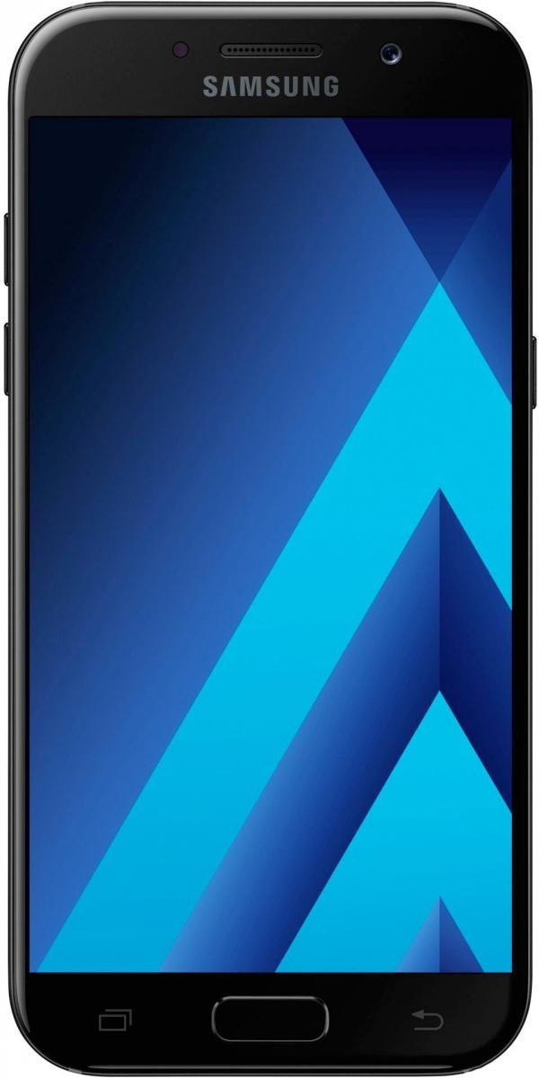 SAMSUNG GALAXY A5 (A520FD) DUAL SIM 32GB LTE BLACK