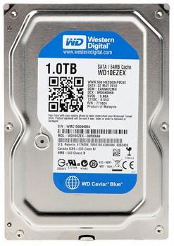 WD CAVIAR BLUE WD10EZEX 1TB 7200ბრ/წთ 3.5