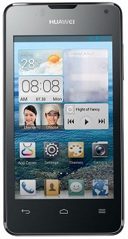 HUAWEI ASCEND Y300 4GB BLACK