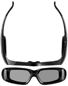SONY UNIVERSAL 3D INFRARED ACTIVE SHUTTER GLASSES