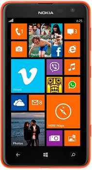 NOKIA LUMIA 625 RED