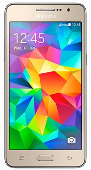 SAMSUNG GALAXY GRAND PRIME SINGLE (G530) 8GB GOLD