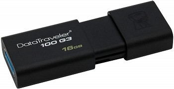 KINGSTON DT100G3/16GBCL 16GB