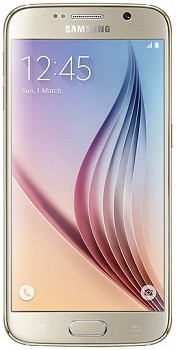 SAMSUNG GALAXY S6 (SM-G920FD) 32GB GOLD