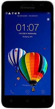 LENOVO A806 16GB BLACK