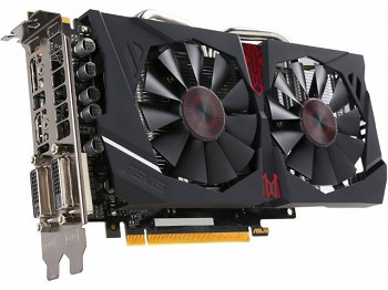 ASUS AMD RADEON STRIX-R7370-DC2-4GD5-GAMING