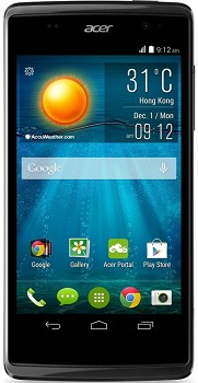 ACER LIQUID Z500 (HM.HHJEU.001) 4GB BLACK
