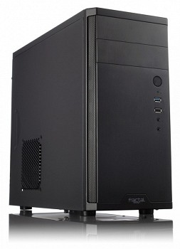 FRACTAL DESIGN CORE 1100 BLACK (FD-CA-CORE-1100-BL)