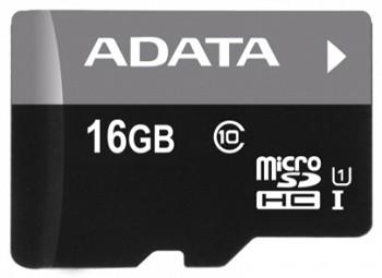 ADATA PREMIER MICROSDHC 16GB (AUSDH16GUICL10-R)