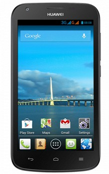 HUAWEI ASCEND Y600 SINGLE SIM 4GB BLACK