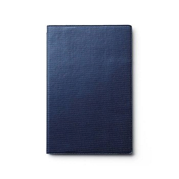ZENUS XPERIA TABLET Z2 METALLIC DIARY CASE NAVY