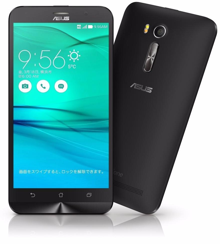 ASUS ZENFONE GO ZB551KL 16 GB BLACK