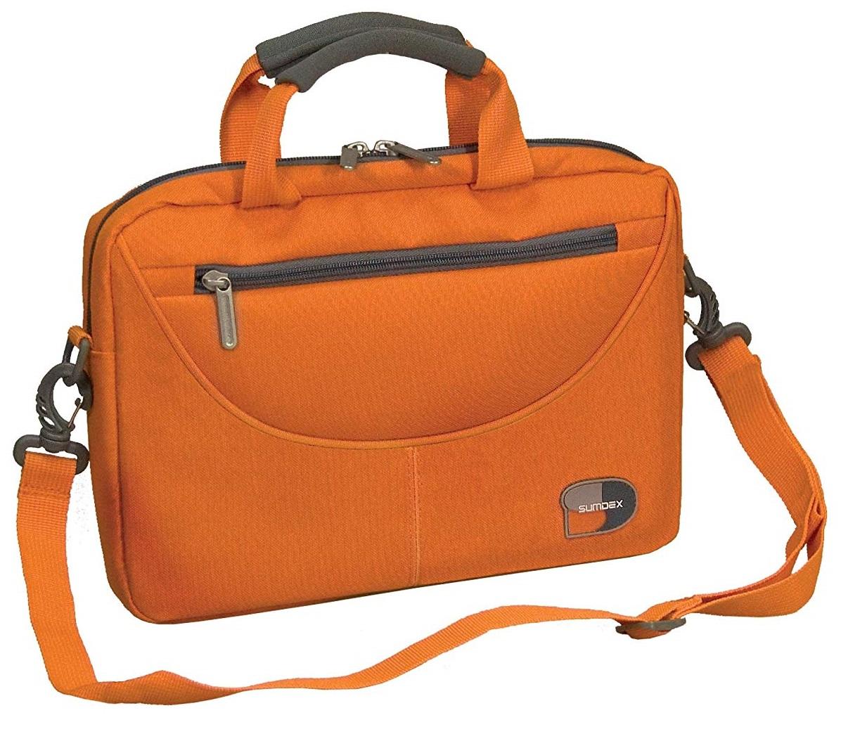 ნოუთბუქის ჩანთა SUMDEX PON-308OG 10'' ORANGE