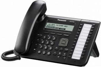 PANASONIC KX-UT133 BLACK