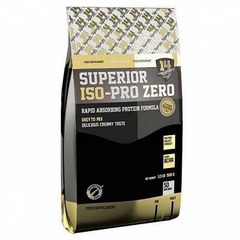 SUPERIOR 14 ISO-PRO ZERO 1500G CHOCOLATE-STRAWBERRY