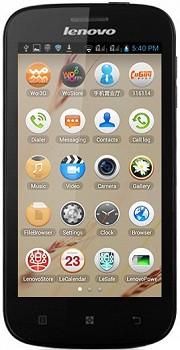LENOVO A760 4GB BLACK