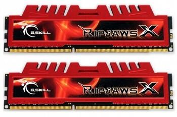 G.SKILL RIPJAWSX 8GB (2 X 4GB) DDR3 2400MHZ (F3-19200CL11D-8GBXLD)