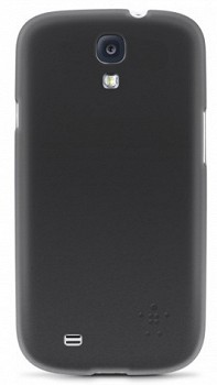 BELKIN SAMSUNG GALAXY S4 MICRA GLAM MATTE CASE BLACK (F8M566BTC00)