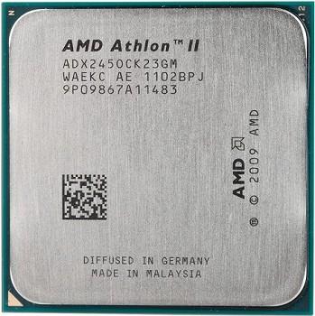 AMD ATHLON II X2 245 (2 MB ქეშ მეხსიერება, 2.9 GHZ) TRAY