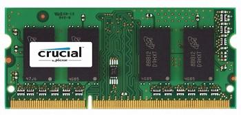 CRUCIAL 2GB DDR3 1600MHZ (CT25664BF160B)