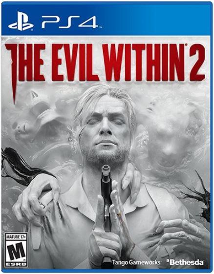კონსოლის თამაში THE EVIL WITHIN 2 (PLAYSTATION4)