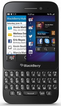 BLACKBERRY Q5 8GB BLACK