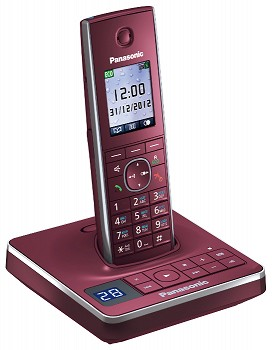 PANASONIC KX-TG8561UA  RED