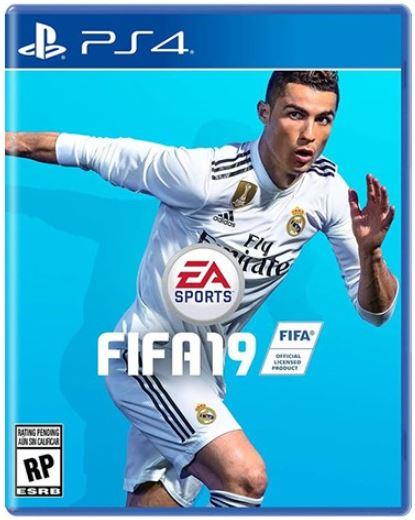 კონსოლის თამაში FIFA 2019 (PLAYSTATION4)
