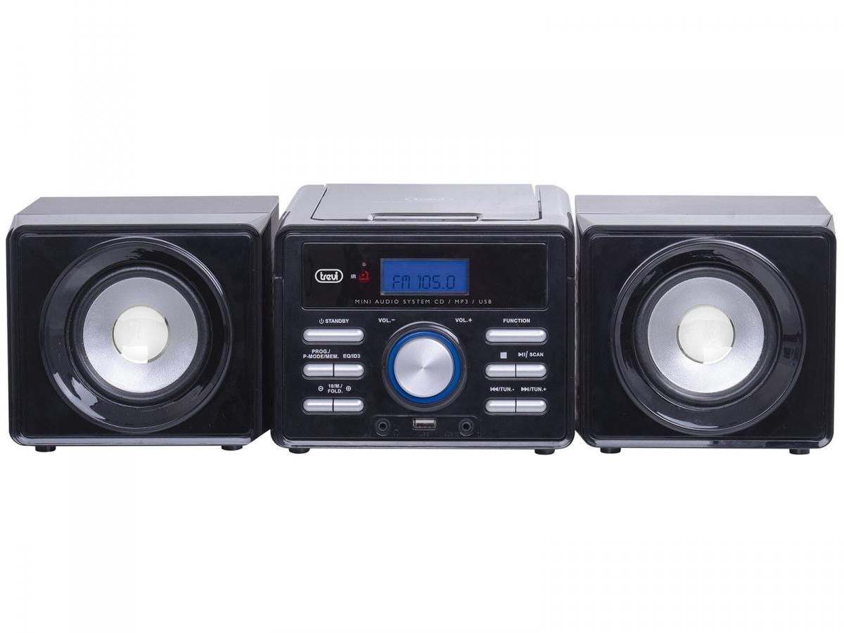 მუსიკალური ცენტრი TREVI HIFI SYSTEM HCX1030S WHITE