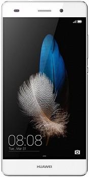 HUAWEI P8 LITE 16GB WHITE