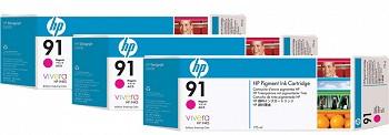 HP 91 MULTIPACK  (C9484A)