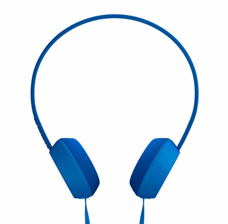 ყურსასმენი COLOUD KNOCK TRANSITION BLUE