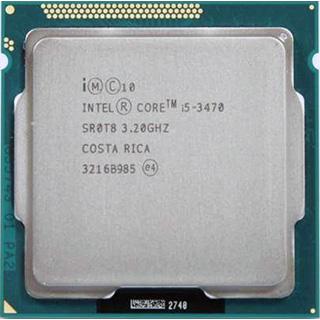 INTEL CORE I5 3470 (6 MB ქეშ მეხსიერება, 3.2 GHZ) TRAY