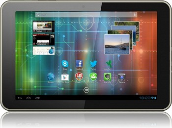 PRESTIGIO MULTIPAD 8.0 HD 8.0'' LCD 8GB WI-FI BLACK