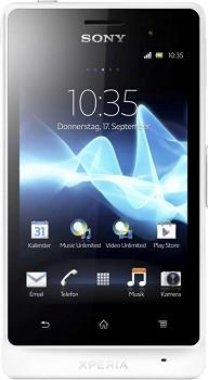 SONY XPERIA GO (ST27I) 8GB WHITE