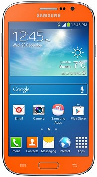 SAMSUNG GALAXY GRAND NEO (GT-I9060/DS) 8GB ORANGE